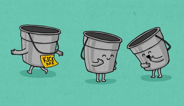 to-kick-the-bucket