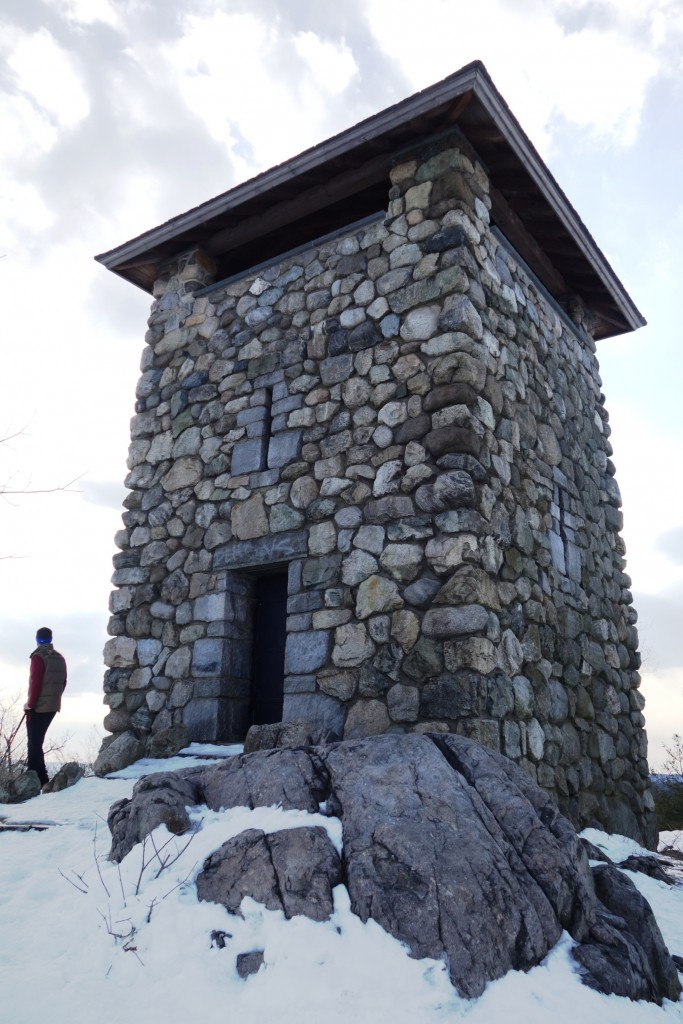Wright's Tower at Middlesex Fells