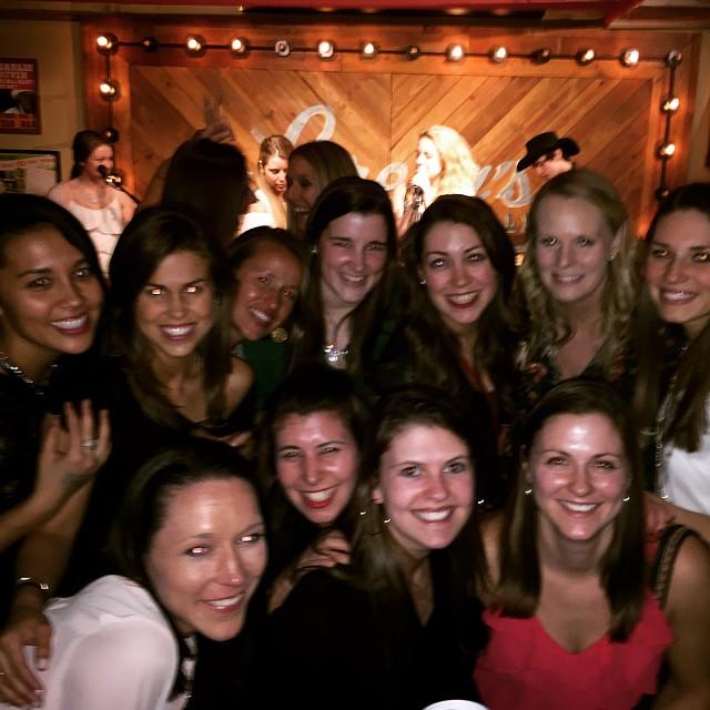 Tori's birthday party
